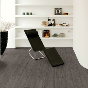 Quick-Step Livyn Essential V4 Cérusé Oak Dark Grey Brown